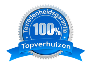 Garantie logo topverhuizen.nl